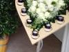 Bestattungsinstitut Rose, Rosen im Herzständer