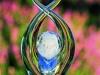 Bestattungsinstitut Rose - Erinnerungskristalle, Umarmung_Erinnerungskristal