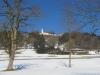 Wallfahrtskirche im Winter