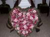 Kinderbestattung mit Rosenherz Bestattungsinstitut Rose