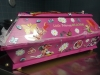 selbst gestalteter Kindersarg, Kinderbestattung Bestattungsinstitut Rose