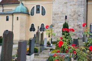 Bestattungsinstitut Rose, Friedhof St. Johann - Peißenberg