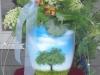 Biourne Airbrusch Baum