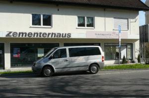 Zementerhaus