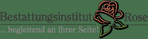Bestattungsinstitut Rose Logo